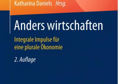 """Buchbeitrag in """"Anders Wirtschaften"""""""