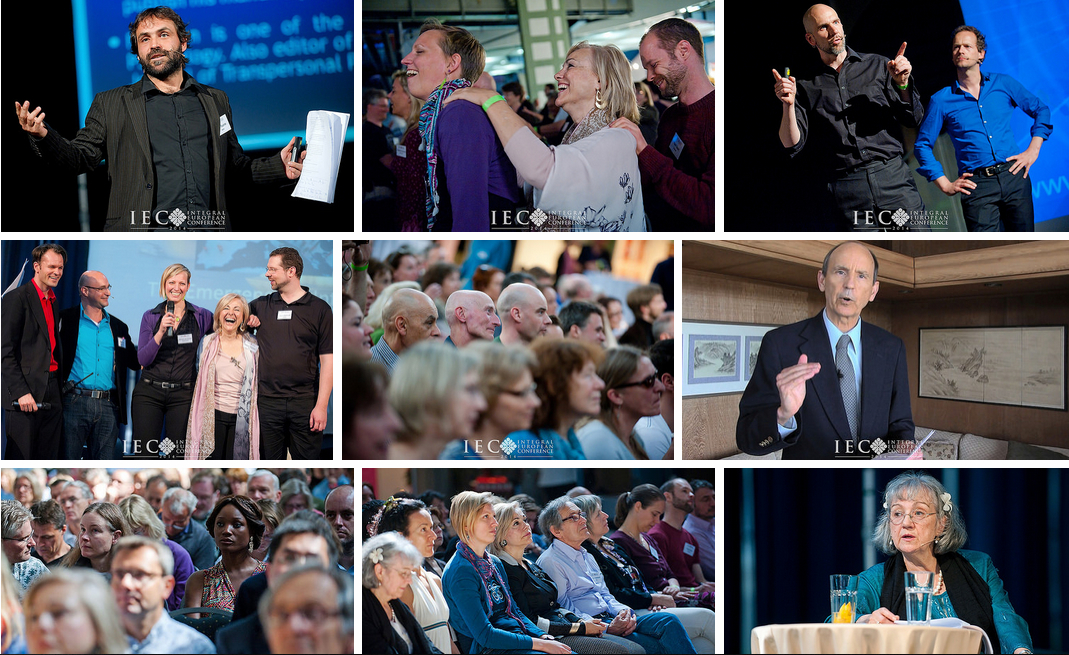 Integral European Conference 2014