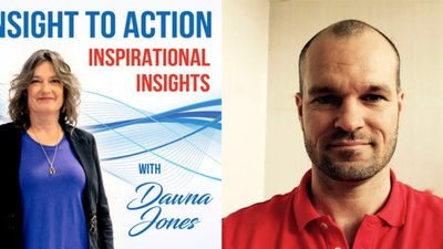 """Podcast Interview zu Holacracy auf """"Insight to Action"""""""