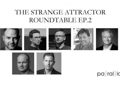 Strange Attractor Roundtable, EP 2 – Politics