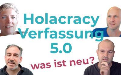 Video: Launch der Holacracy Verfassung v5.0 auf Deutsch